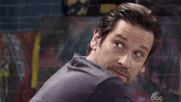 General Hospital Spoilers Week Of March 16 Nathan Punches Spinelli Michael And Morgan Brawl