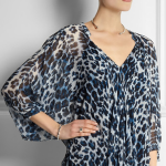DVF Leopard Print Dress via GH Jordan Ashford