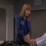 Days of Our Lives Get Kate Robert's Leather Moto Jacket For Less - Lauren Koslow's Style 1