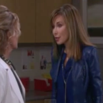 Days of Our Lives Get Kate Robert's Leather Moto Jacket For Less - Lauren Koslow's Style 3