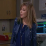 Days of Our Lives Get Kate Robert's Leather Moto Jacket For Less - Lauren Koslow's Style 4