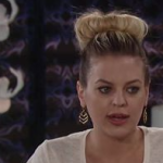 General Hospital Fashion Get Maxie Jones's Necklace, Earrings and Tee Shirt For Less - Kirsten Storms' Style! 3