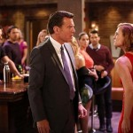 The Young and the Restless Style Get Phyllis Newman's Red One Shoulder Dress For Less - Gina Tognoni's Style