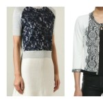 Get Kelly Andrews' DVF Lace Pullover Sweater For Less - Cady McClain's Style looks for less