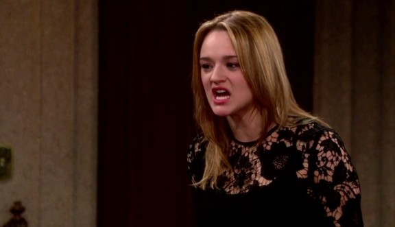 Get Summer Newman's Black Lace Dress For Less – Hunter King's Style 2